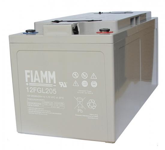 Фото Аккумуляторы для ИБП (UPS) FIAMM 12FGL205 N
