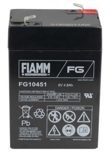 Фото Аккумуляторы для ИБП (UPS) FIAMM FG10451