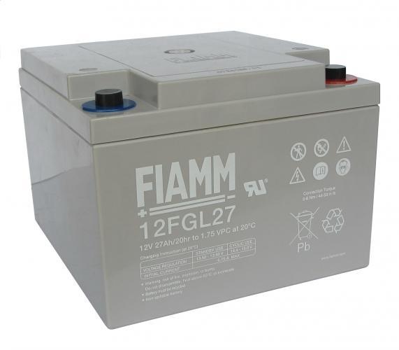 Фото Аккумуляторы для ИБП (UPS) FIAMM 12FGL27