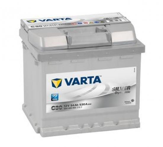Фото Аккумуляторы для автомобилей VARTA SD 6CT- 54Aз R