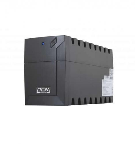 Фото Источники Бесперебойного Питания ( UPS ) Powercom RPT-600A Schuko