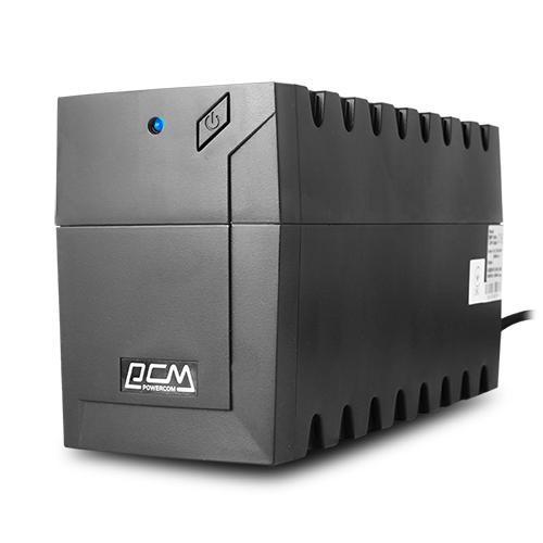 Фото Источники Бесперебойного Питания ( UPS ) Powercom RPT-600A IEC