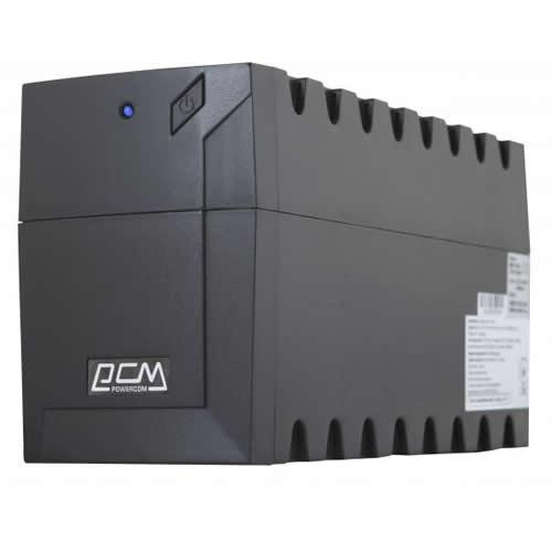 Фото Источники Бесперебойного Питания ( UPS ) Powercom RPT-600AP Schuko