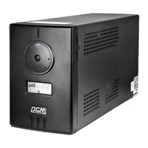 Фото Источники Бесперебойного Питания ( UPS ) Powercom INF-500