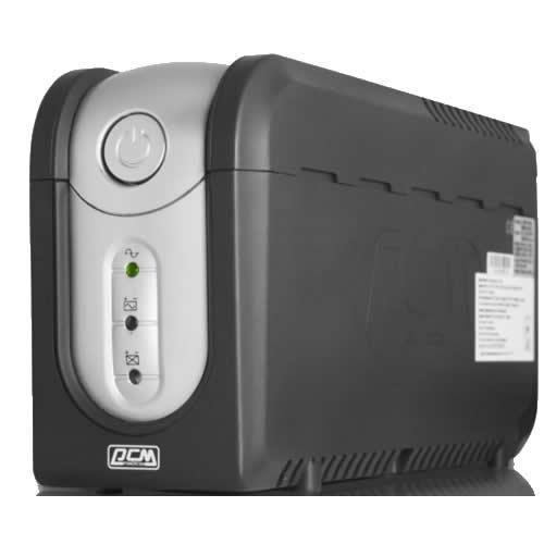 Фото Источники Бесперебойного Питания ( UPS ) Powercom IMP-625AP