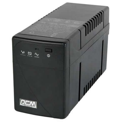 Фото Источники Бесперебойного Питания ( UPS ) Powercom BNT-600A Schuko
