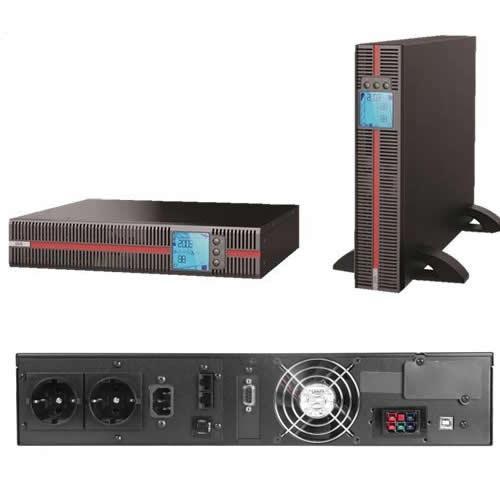 Фото Источники Бесперебойного Питания ( UPS ) Powercom MRT-2000