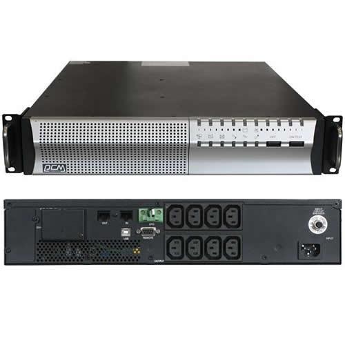 Фото Источники Бесперебойного Питания ( UPS ) Powercom SRT-1500A 2U