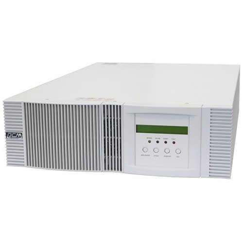 Фото Источники Бесперебойного Питания ( UPS ) Powercom VGD-6000 RM 3U+3U