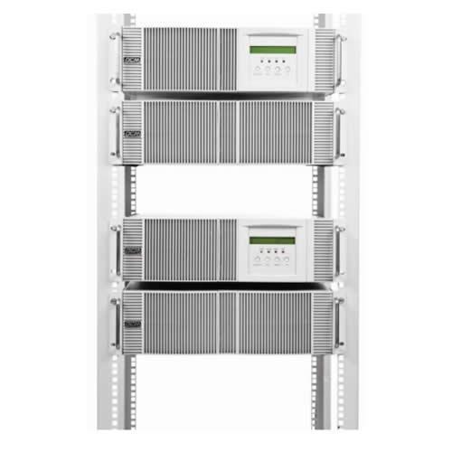 Фото Источники Бесперебойного Питания ( UPS ) Powercom VGD-6K RM 3U+3U (CHAIN)