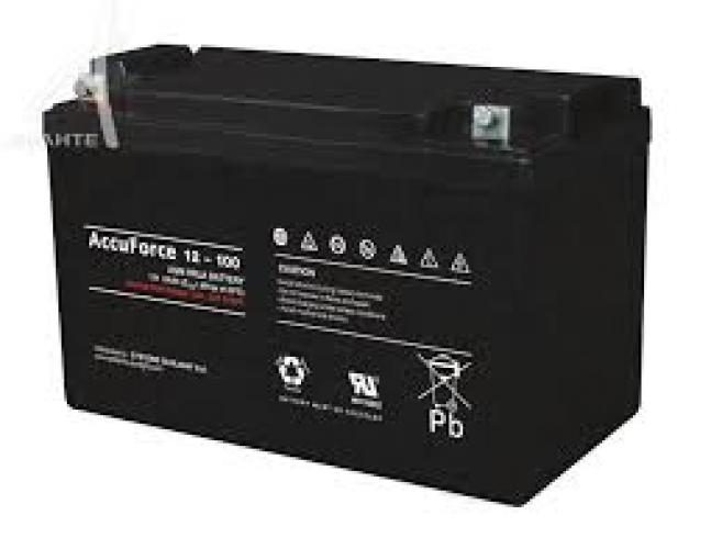 Фото Аккумуляторы для ИБП (UPS) AccuForce AF 12-100