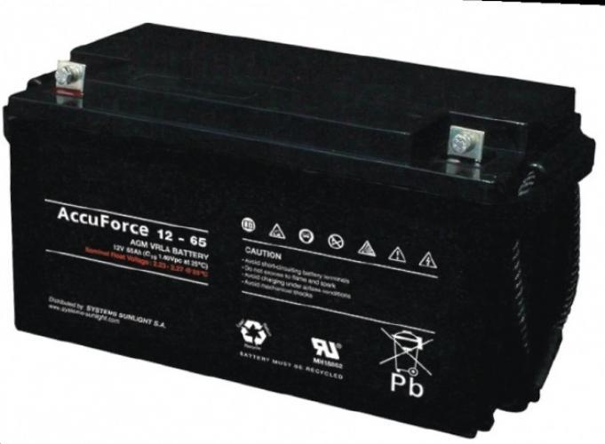 Фото Аккумуляторы для ИБП (UPS) AccuForce AF 12-65