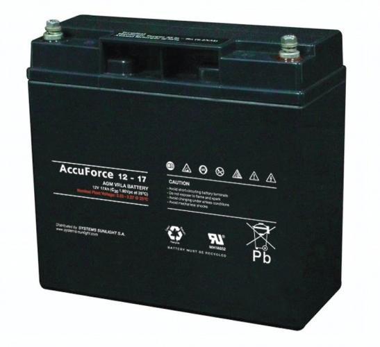 Фото Аккумуляторы для ИБП (UPS) AccuForce AF 12-17