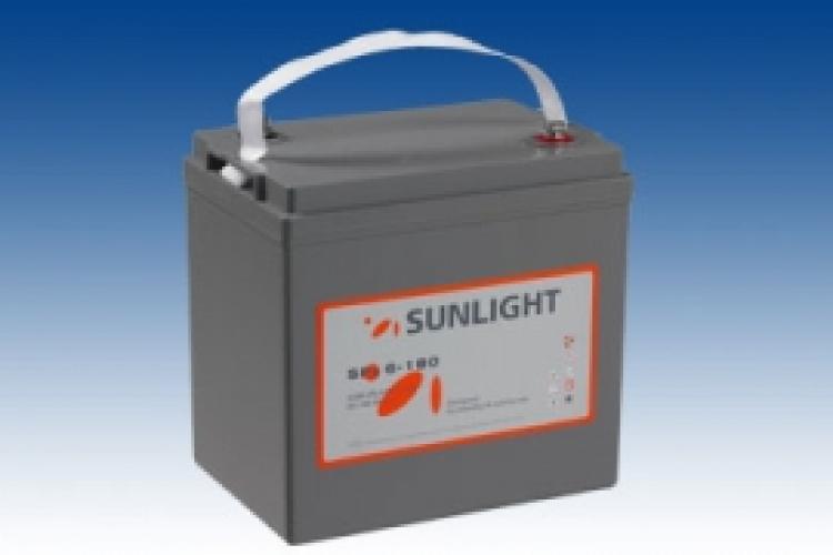 Фото Аккумуляторы для ИБП (UPS) Sunlight SP 6-160