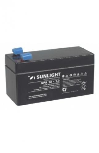 Фото Аккумуляторы для ИБП (UPS) Sunlight SP 12-1.3