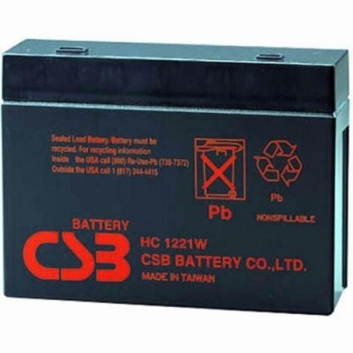Фото Аккумуляторы для ИБП (UPS) CSB HC1221W 12V 5Ah