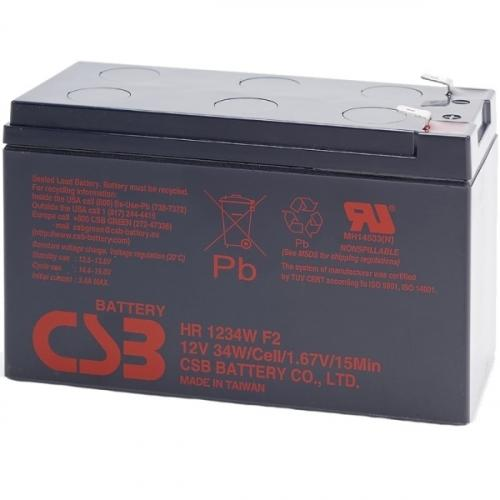 Фото Аккумуляторы для ИБП (UPS) CSB HR1234W 12V 9Ah