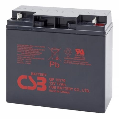 Фото Аккумуляторы для ИБП (UPS) CSB GP12170 12V 17Ah