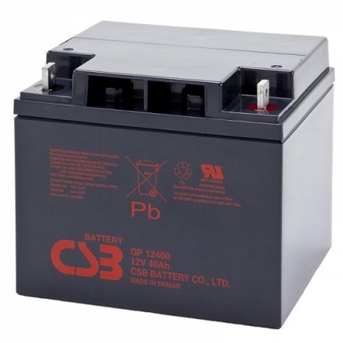 Фото Аккумуляторы для ИБП (UPS) CSB GP12400 12V 40Ah