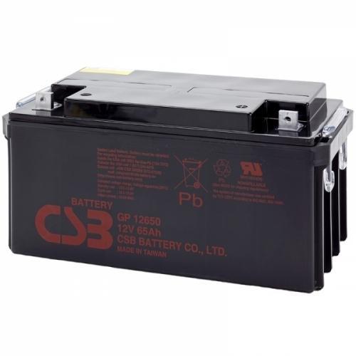 Фото Аккумуляторы для ИБП (UPS) CSB GP12650 12V 65Ah