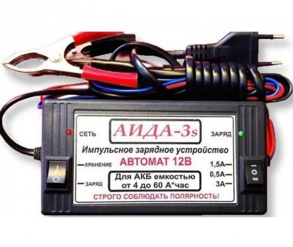 Фото Зарядные устройства АИДА 3 S г/к