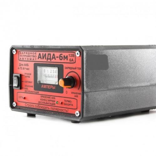 Фото Зарядные устройства АИДА 6 М г/к