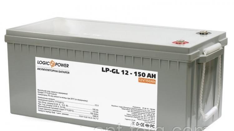 Фото Аккумуляторы для ИБП (UPS) LogicPower LP Гелевый аккумулятор LP-GL150