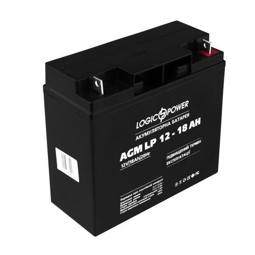 Фото Аккумуляторы для ИБП (UPS) LogicPower LP LP 12V 18Ah