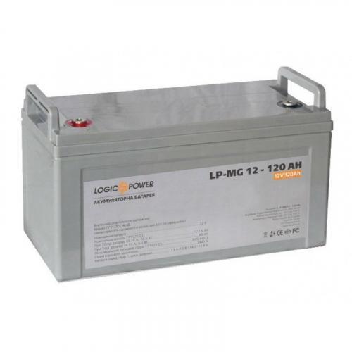Фото Аккумуляторы для ИБП (UPS) LogicPower LP мультигелевый AGM LP-MG 12-120