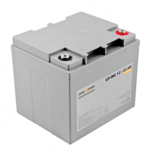 Фото Аккумуляторы для ИБП (UPS) LogicPower LP мультигелевый AGM LPM-MG 12-45