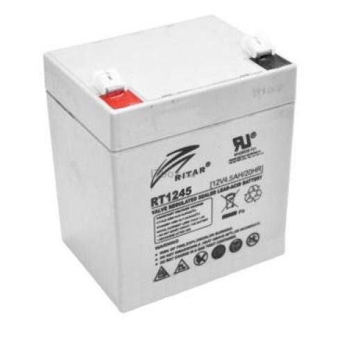 Фото Аккумуляторы для ИБП (UPS) Ritar AGM RITAR RT1245 12V 4.5Ah