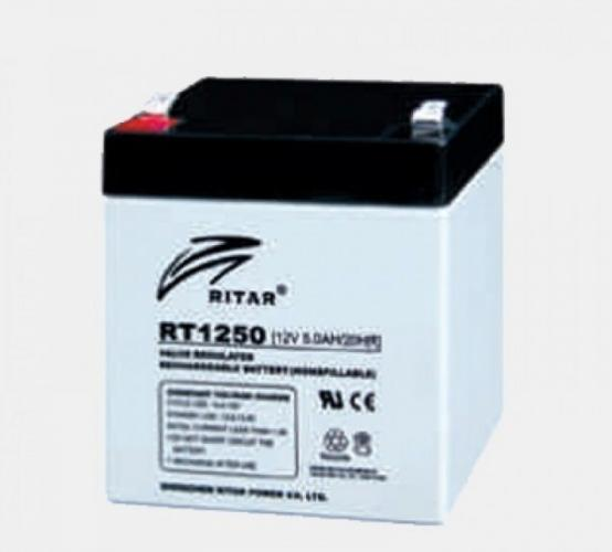 Фото Аккумуляторы для ИБП (UPS) Ritar AGM RITAR RT1250 12V 5Ah
