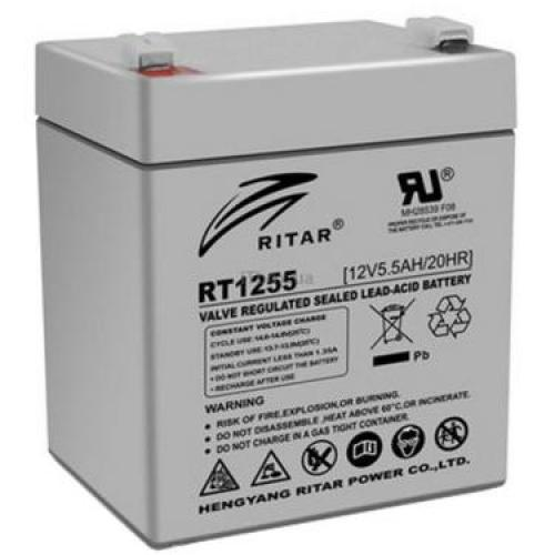 Ritar AGM RITAR RT1255 12V 5.5Ah