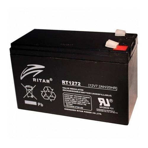 Фото Аккумуляторы для ИБП (UPS) Ritar AGM RITAR RT1272B 12V 7.2Ah