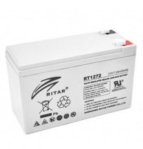 Фото Аккумуляторы для ИБП (UPS) Ritar AGM RITAR RT1272 12V 7.2Ah