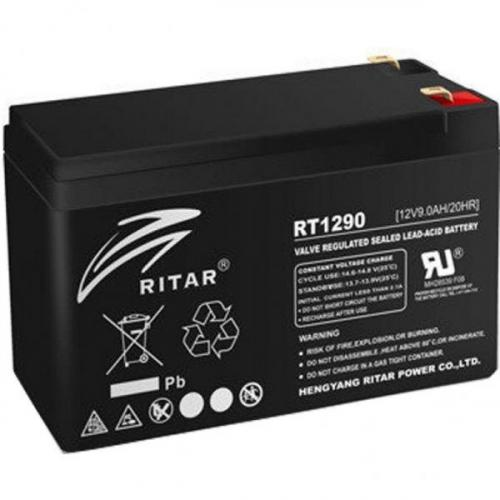 Фото Аккумуляторы для ИБП (UPS) Ritar AGM RITAR RT1290B 12V 9Ah