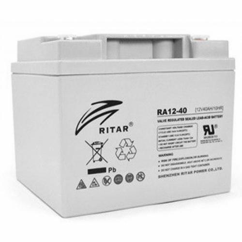 Фото Аккумуляторы для ИБП (UPS) Ritar AGM RITAR RA12-40 12V 40Ah