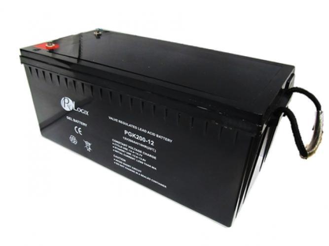 Фото Аккумуляторы для ИБП (UPS) ProLogix PGK200-12 GEL