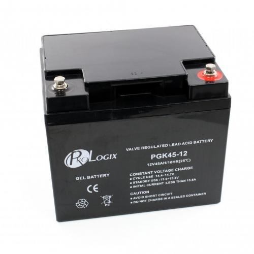 Фото Аккумуляторы для ИБП (UPS) ProLogix PGK45-12 GEL