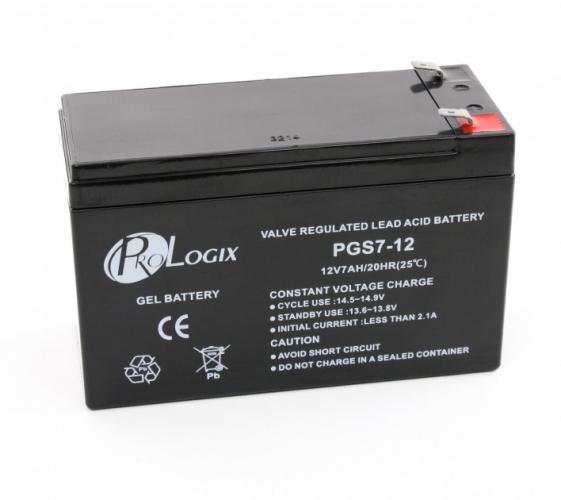 Фото Аккумуляторы для ИБП (UPS) ProLogix  PGS7-12 GEL