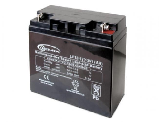 Фото Аккумуляторы для ИБП (UPS) Gemix LP12-17
