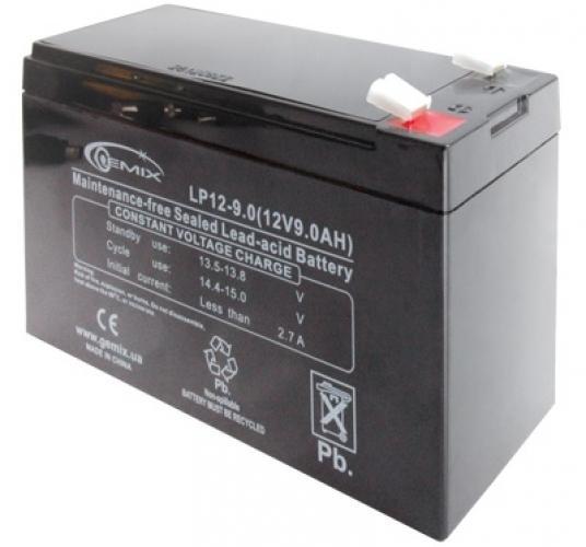 Фото Аккумуляторы для ИБП (UPS) Gemix LP12-9.0