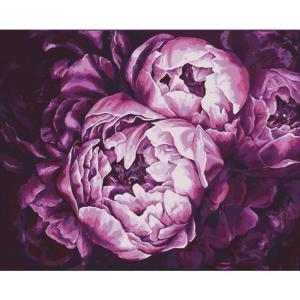Фото Картины на холсте по номерам, Букеты, Цветы, Натюрморты KH 2076