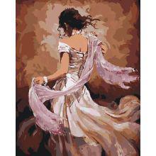 Фото Картины на холсте по номерам, Романтические картины. Люди KH 2682