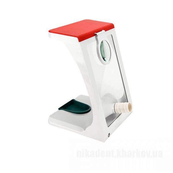 Фото Для зуботехнических лабораторий, ОБОРУДОВАНИЕ Рабочее место техника с вытяжкой и подсветкой