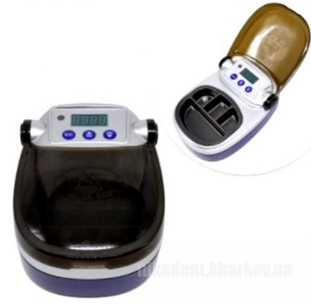 Фото Для зуботехнических лабораторий, ОБОРУДОВАНИЕ Воскотопка JT-27 4-Well Pot, цифровая, 4 секции ванночки.