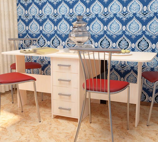 Фото Столы туалетные, журнальные, столы-тумбы Стол-тумба СТ-6 (Пирамида)