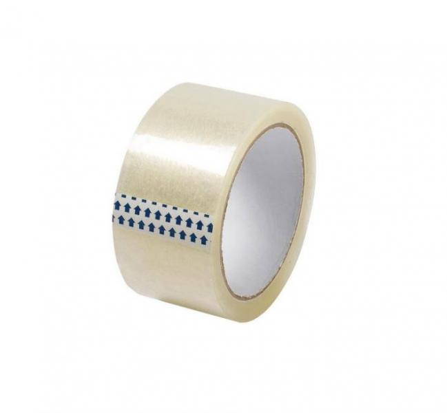 Клейкая лента прозрачная 48мм*60м, 45 микрон.