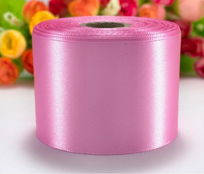 Фото Ленты, Лента атласная   однотонная ,5см Атласная лента 5 см .цвет розово-сиреневый