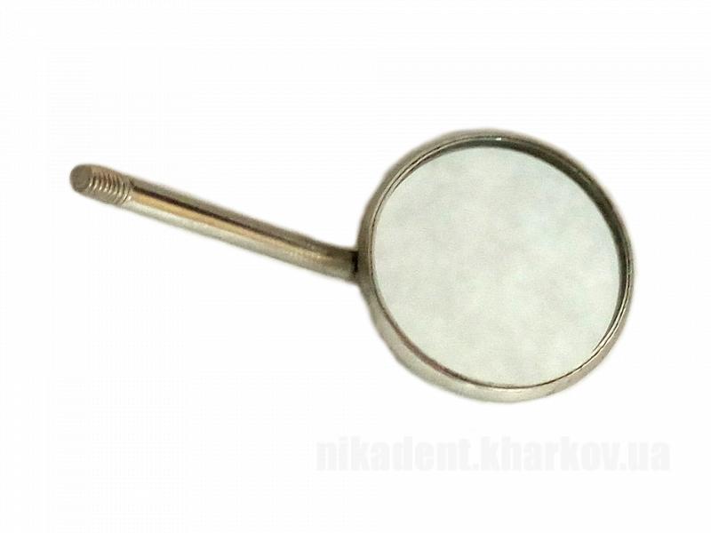 Фото Для стоматологических клиник, Инструменты Зеркало плоское стоматологическое DE-372 (22мм)